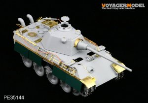Panther Ausf F/II   (Vista 1)