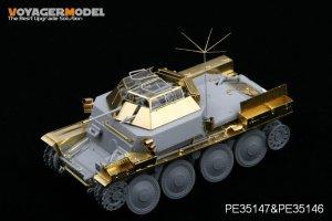 Aufklarungs Panzer 38t mit 20mm KwK 38 - Ref.: VOYA-PE35147
