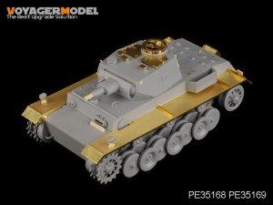 German VK3001(H)PzKpfw VI (Ausf A) Fende - Ref.: VOYA-PE35169