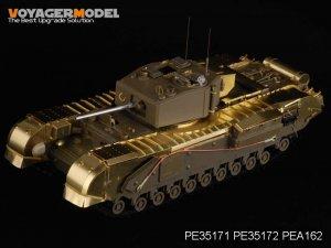Churchill Mk.III Infantry Tank  - Ref.: VOYA-PE35171