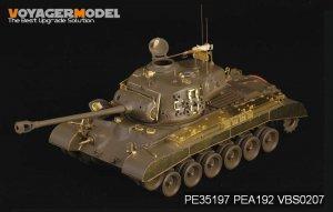 US Army M26 Pershing Tank Basic - Ref.: VOYA-PE35197