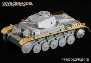 Pz.KPfw. II Ausf F - Ref.: VOYA-PE35205