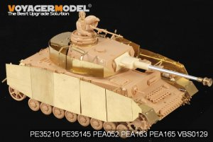 German Pz.Kpfw.IV Ausf.H - Ref.: VOYA-PE35210