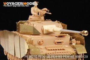German Pz.Kpfw.IV Ausf.H  (Vista 4)