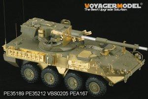 US Army M1128 MGS Armour Plate  (Vista 4)