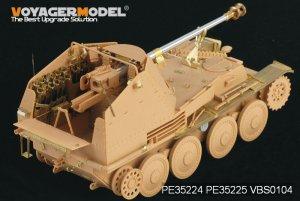 German Marder III M Fenders - Ref.: VOYA-PE35225