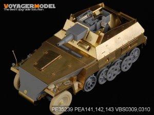 Sd.Kfz.250/8  - Ref.: VOYA-PE35239