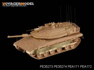 Merkava Mk.IV MBT  - Ref.: VOYA-PE35273