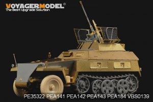 German Sd.Kfz.250/9 Neu - Ref.: VOYA-PE35322