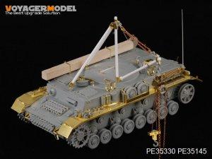German Bergepanzer IV Ausf J  - Ref.: VOYA-PE35330