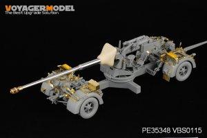 PaK 43/3 L/71 mit Behelfslafette  - Ref.: VOYA-PE35348