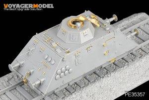Schwerer Panzerspahwagan  - Ref.: VOYA-PE35357