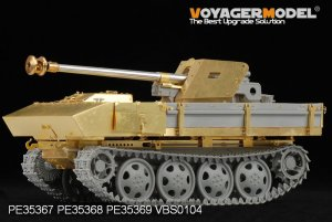 German 75mm PaK 40/4 auf Steyr RSO basic  (Vista 1)
