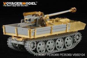 German 75mm PaK 40/4 auf Steyr RSO basic  (Vista 3)