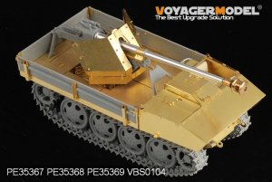 German 75mm PaK 40/4 auf Steyr RSO basic  (Vista 5)