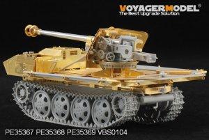 German 75mm PaK 40/4 auf Steyr RSO basic  (Vista 6)