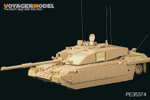 Modern British Challenger 2 MBT( - Ref.: VOYA-PE35374