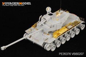 US Army T26E4 SuperPershing Tank - Ref.: VOYA-PE35376