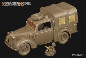 British light utility car 10HP - Ref.: VOYA-PE35381