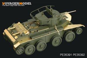 Russian BT-7 model 1935 Fenders   (Vista 2)