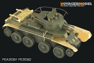 Russian BT-7 model 1935 Fenders   (Vista 3)