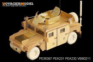 Modern USMC HUMVEE M1114  - Ref.: VOYA-PE35397