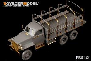 Russian Studebaker US6 Truck - Ref.: VOYA-PE35432