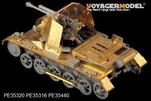 German 47mm PaK(t) Panzerjager I basic  (Vista 2)