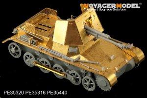 German 47mm PaK(t) Panzerjager I basic  (Vista 3)