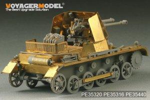 German 47mm PaK(t) Panzerjager I basic  (Vista 5)