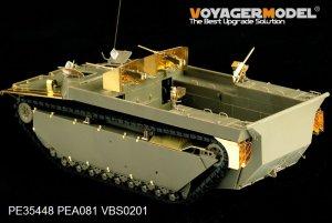 US LVT-4 Water Buffalo Landing Vehicle T - Ref.: VOYA-PE35448