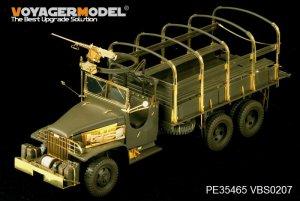 U.S. GMC 2.5ton 6X6 Cargo Truck - Ref.: VOYA-PE35465