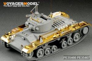 Valentine Mk.I Infantry Tank basic - Ref.: VOYA-PE35466