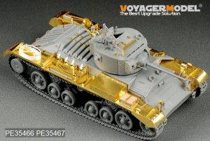 British Valentine Mk.I Infantry Tank Fen  (Vista 3)