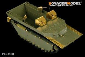 US LVT-4 Water Buffalo Landing Vehicle - Ref.: VOYA-PE35488