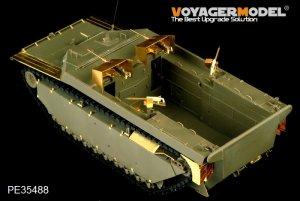 US LVT-4 Water Buffalo Landing Vehicle  (Vista 2)