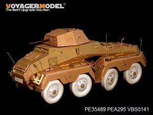German Sd.Kfz.231 8 ROD early version - Ref.: VOYA-PE35489