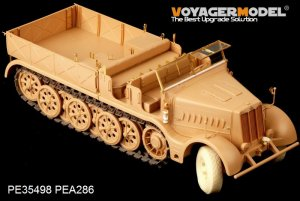 German Sd.Kfz.9 Famo basic