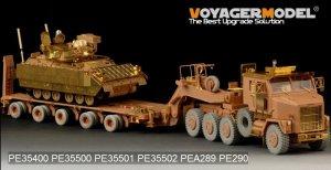 U.S. M1000 Trailer basic - Ref.: VOYA-PE35502