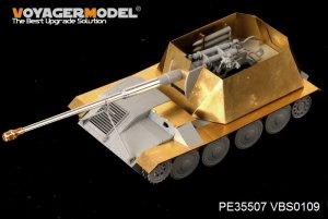 German 88mm Pak 43 Waffentrager w/fender - Ref.: VOYA-PE35507