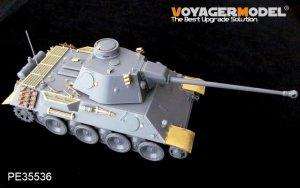 German PzKpfw VK30.02 w/smoke discharger - Ref.: VOYA-PE35536