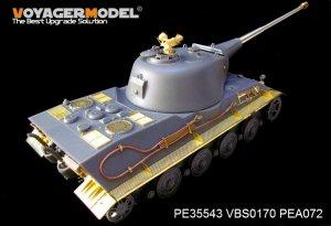 German Pz.Kpfw.VII lowe Super Heavy tank - Ref.: VOYA-PE35543
