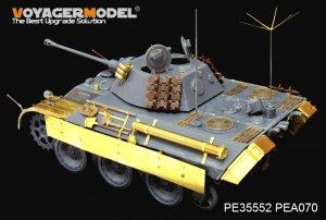 German VK1602 Leopard w/smoke discharger - Ref.: VOYA-PE35552