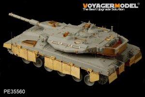 Merkava Mk.3D MBT(LIC) w/chains - Ref.: VOYA-PE35560