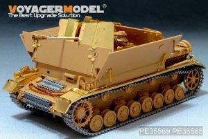 Mobelwagen Sd.Kfz.161/3 37mm Flak Auf Fg - Ref.: VOYA-PE35569