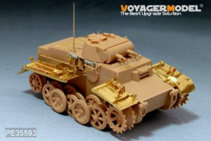 German Pz.Kpfw.I Ausf.F - Ref.: VOYA-PE35593