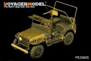 U.S. Ford GPW 1/4ton Mod.1942 - Ref.: VOYA-PE35605