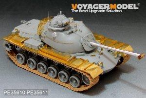 M48A3 Fenders - Ref.: VOYA-PE35611