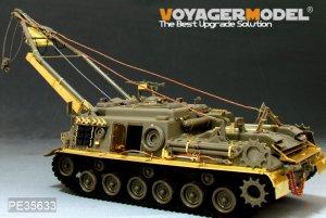 German M88A1G Recovery Vehicle - Ref.: VOYA-PE35633