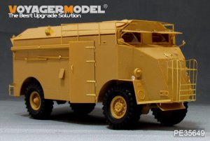 Armored Command Vehicle Dorchester - Ref.: VOYA-PE35649